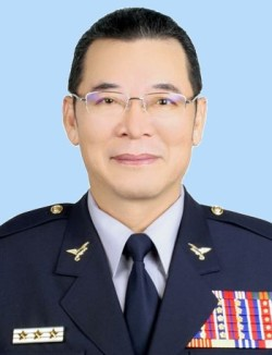Photo of Vice President Chuang, Te-sen